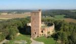 Le château de Montaner.
