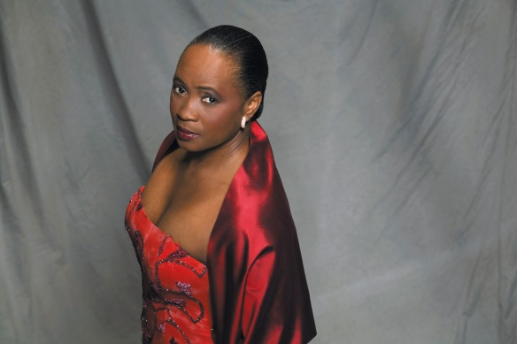 Barbara Hendricks. Ph. Mats Backer.