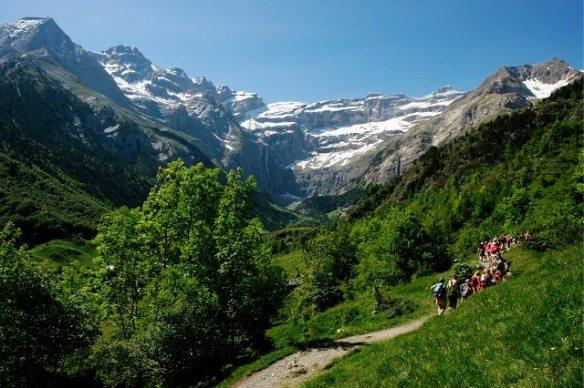 Le Cirque de Gavarnie au cœur du Parc national des Pyrénées