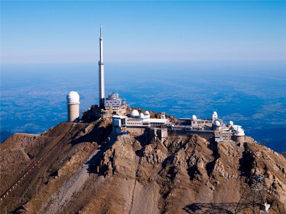 Le Pic du Midi de Bigorre. Ph. D. Viet.