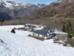 Aménagement du Somport en Vallée d'Aspe. Ph. J. Combes.
